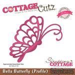 Лезвие CottageCutz Bella Spring Butterfly (Elites) - ScrapUA.com