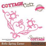 Лезвие CottageCutz Bella Spring Corner (Elites) - ScrapUA.com