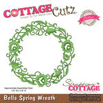Лезвие CottageCutz Bella Spring Wreath (Elites) - ScrapUA.com