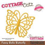 Лезвие CottageCutz Fancy Bella Butterfly - ScrapUA.com