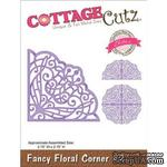 Лезвие CottageCutz Fancy Floral Corner #2 (Elites) - ScrapUA.com
