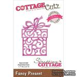 Лезвие CottageCutz - Elites Die - Fancy Present - ScrapUA.com