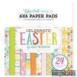 Набор бумаги от Echo Park - Celebrate Easter, 15х15см, 24 листа - ScrapUA.com