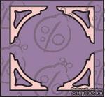 Чипборд Уголки для фото №1, 4 шт. - ScrapUA.com