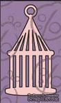 Чипборд. Птичья клетка №3. Маленькая, cb-123 - ScrapUA.com