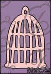 Чипборд. Птичья клетка №1. Маленькая - ScrapUA.com