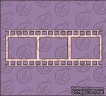 """Чипборд. Набор рамок """"Кинокадр"""" №2, cb-340 - ScrapUA.com"""