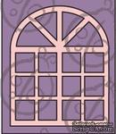 Чипборд. Окно №2. Большое, cb-164 - ScrapUA.com