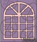 Чипборд. Окно №2. Маленькое, cb-165 - ScrapUA.com