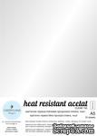 Термоустойчивая ацетатная пленка, набор 10 листов А5, BA001A5 - ScrapUA.com