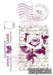 Акриловые штампы от Wild Rose Studio - Love Letters, 4 шт - ScrapUA.com