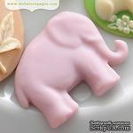 Украшение Webster's Pages - Слон - Bulk Pack- Elephant, 1 шт. - ScrapUA.com