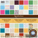 Набор скрапбумаги от Recollections™ - All Seasons, 30х30 см, 180 листов - ScrapUA.com