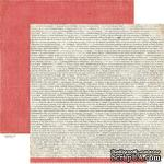 Лист скрапбумаги Crate Paper - PAPER HEART DEFINE, 30х30 см, двусторонняя - ScrapUA.com