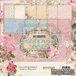 Набор скрапбумаги от Craft and You Design - Vintage Time, 15х15 см, CPB-VT15 - ScrapUA.com