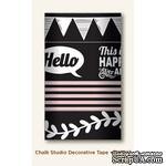 Бумажный скотч My Mind's Eye - Chalk Studio, 4 штуки - ScrapUA.com