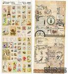 Картинки для вырезания Crafty Secrets - Mini Vintage - ScrapUA.com