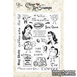 Акриловые штампы Crafty Secrets - Coffee & Tea, 15х20 см - ScrapUA.com