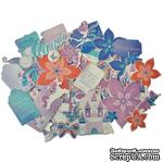 Высечки от Kaisercraft - Magic Happens Collectables Cardstock Die-Cuts, 50 шт. - ScrapUA.com