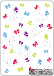 Папки для тиснения Crafts Too Embossing Folder -Butterflies - ScrapUA.com