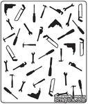 Папка для тиснения Crafts Too Embossing Folder -Tools - ScrapUA.com