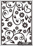 Папка для тиснения Crafts Too Embossing Folder - Floral Summer - ScrapUA.com