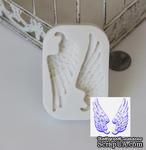 Силиконовая форма (молд) - Крылья (2 шт.), размер: 68х27 мм - ScrapUA.com