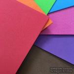 Вспененная резина декоративная от Dovecraft - Brights, A5, 8 листов разного цвета - ScrapUA.com
