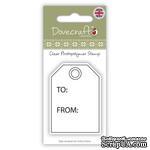 Штамп от  Dovecraft - Gift Tag - ScrapUA.com