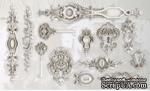Молды от IOD - Lock & Key 6x10 Decor Moulds™, 15x26 см - ScrapUA.com