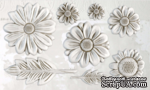 Молды от IOD - He Loves Me 6x10 Decor Moulds™, 15x26 см - ScrapUA.com
