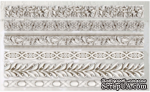 Молды от IOD - Trimmings 1 6x10 Decor Moulds™, 15x26 см - ScrapUA.com