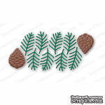 Нож от Impression Obsession - Pine Sprig Cluster - ScrapUA.com