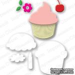 Нож от Impression Obsession - Cupcake Set  - ScrapUA.com