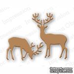 Нож от Impression Obsession - Sm. Deer  - ScrapUA.com