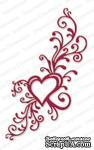 Нож от Impression Obsession - Heart Flourish - ScrapUA.com