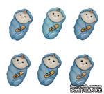 Набор декоративных пуговиц Dress It Up - Baby Boys - ScrapUA.com