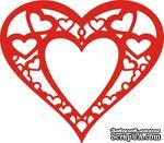 Лезвие Heart Within My Heart от Cheery Lynn Designs - ScrapUA.com