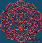 Лезвие Sophia's Heart от Cheery Lynn Designs - ScrapUA.com