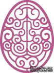 Лезвие Lace Egg Four от Cheery Lynn Designs - ScrapUA.com