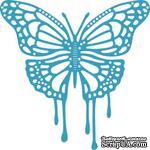 Нож для вырубки от Cheery Lynn Designs - Dripping Butterfly - ScrapUA.com