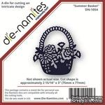 Лезвие Die-Namites - Summer Basket - ScrapUA.com