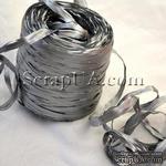 Рафия натуральная, цвет серебро, 1 метр - ScrapUA.com
