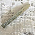 Воск для сургучной печати, цвет серебро, 9х1х1см, 1 штука - ScrapUA.com