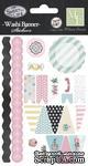 Наклейки от Melissa Frances - Sweet Life Washi Banner Sticker - GNJA001 - ScrapUA.com