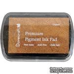 Штемпельная подушечка Dovecraft Pigment Ink Pads - Copper, цвет медный - ScrapUA.com
