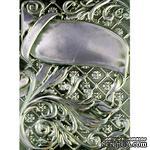 Папка для тиснения 3D от Spellbinders - Ornamental Swirls - ScrapUA.com