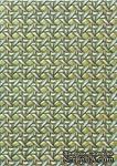 Папка для тиснения от Spellbinders - Cane Weave - ScrapUA.com