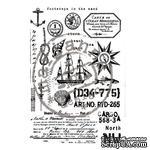 Набор акриловых штампов Marianne Design - Clear Stamps - Eline's Beach House - ScrapUA.com