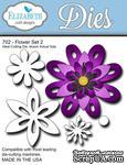 Нож  от   Elizabeth  Craft  Designs  -  Flower  Set,  5  элементов. - ScrapUA.com